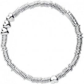 Sweetie Silver Heart XS Charm Bracelet