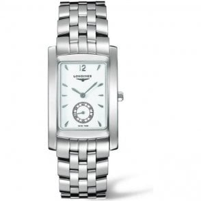 Longines Gents DolceVita White Dial Watch