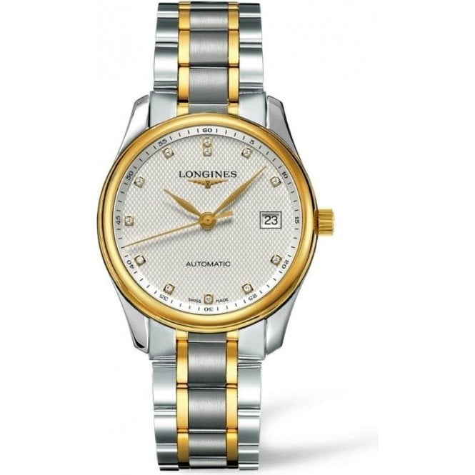 Longines Watches Longines Gents Two Tone Master Collection Watch