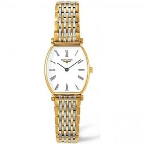 Longines Ladies Gold Plated Le Grande Classique Watch