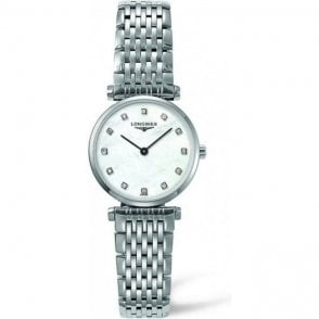 Longines Ladies La Grande Classique Diamond Set Watch