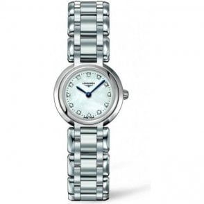 Longines Ladies PrimaLuna Diamond Set Dial Watch