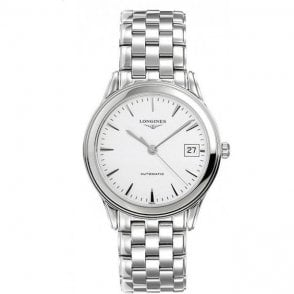 Longines mens automatic Flagship watch L4 774 4 12 6