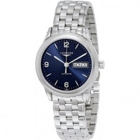 Gents automatic blue dial Flagship watch L4 799 4 966