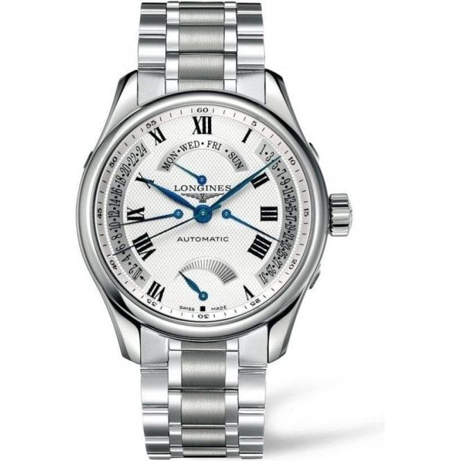 Longines Watches Gents Master collection automatic watch L2 716 4 716
