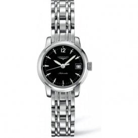 Longines gents black dial Saint-Imier automatic L2 263 4 526