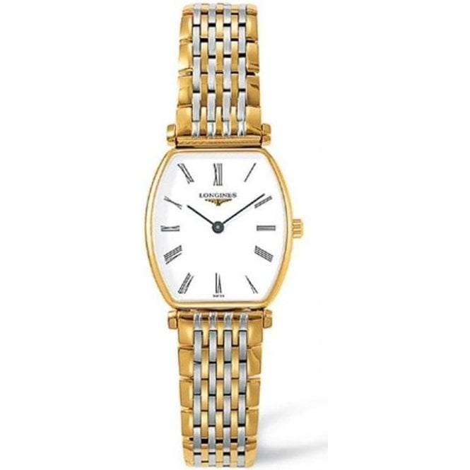 Longines Watches Longines Ladies Gold Plated Le Grande Classique Watch L4.205.2.11.7