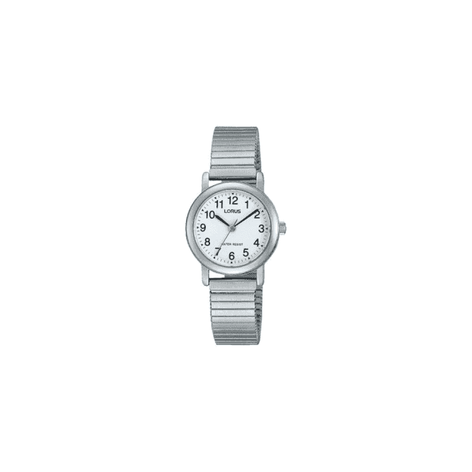 Lorus Ladies Expandable Bracelet Watch