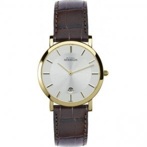 Michel Herbelin Gents Watch 413/P11MA