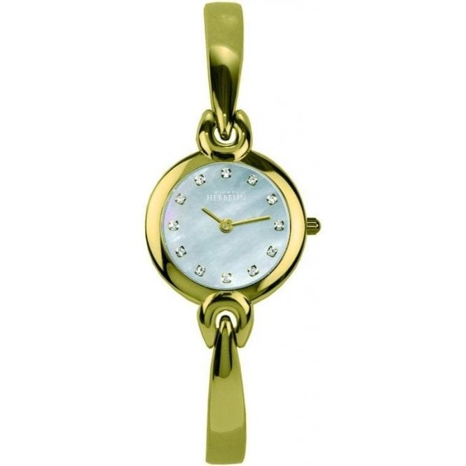 Michel Herbelin Watches Michel Herbelin Ladies Bangle Watch 17001/BP59