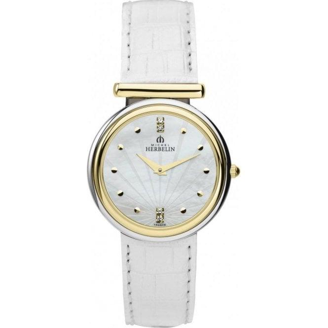 Michel Herbelin Watches Michel Herbelin Ladies Colour Watch 17465/T59BLA