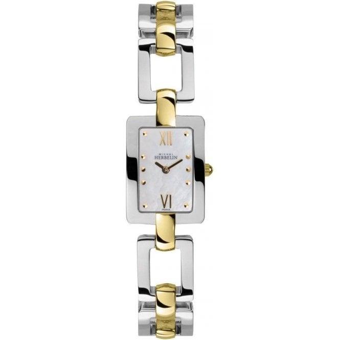 Michel Herbelin Watches Michel Herbelin Ladies Watch 17166/BT19
