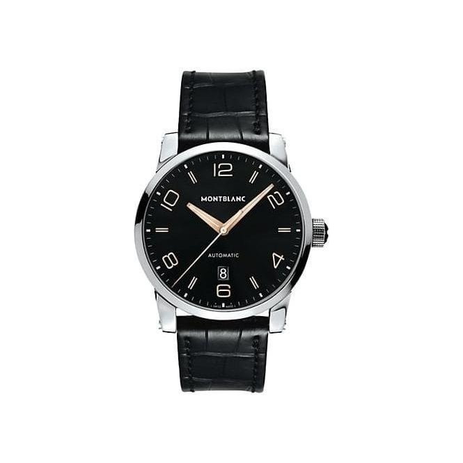 Montblanc Mens Timewalker Date Automatic Watch