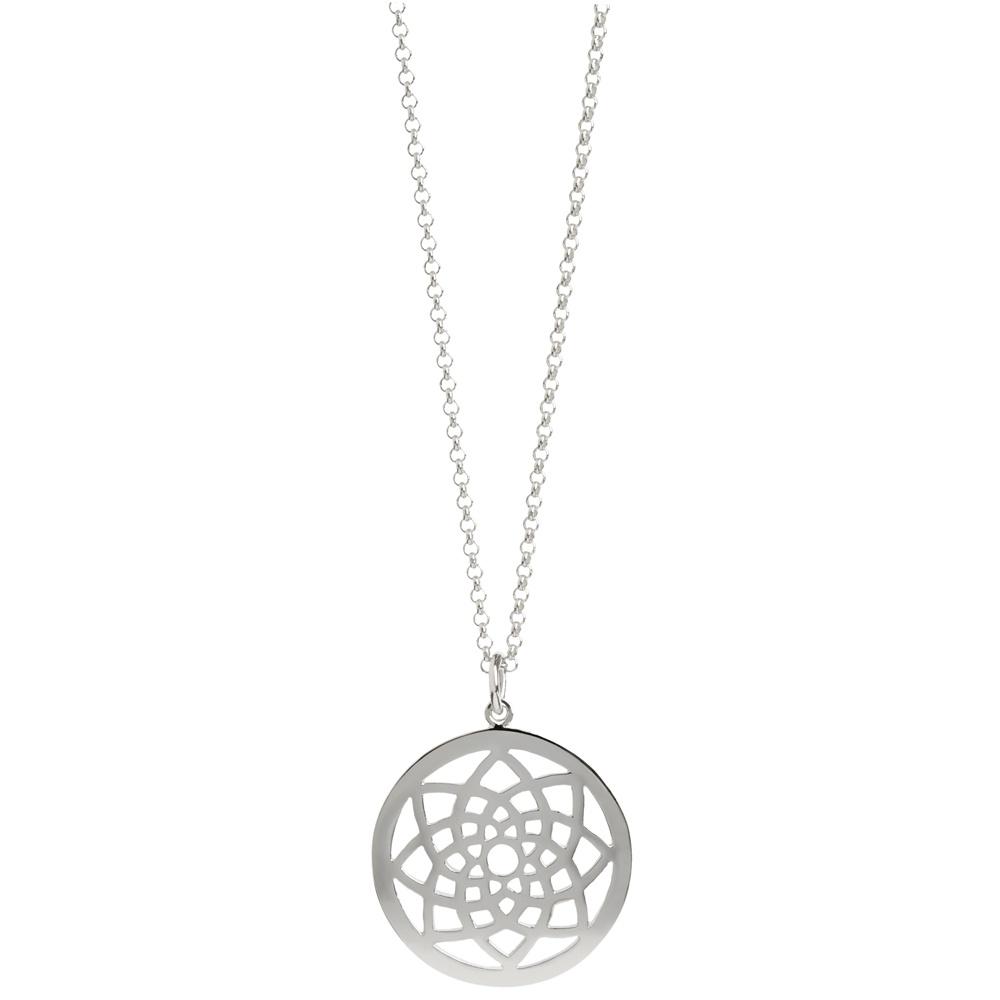 1e9dc1f430b6f Muru Jewellery Silver Prosperity Pendant