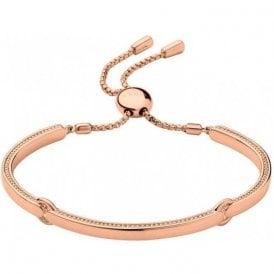 Narrative 18kt Rose Gold Vermeil Bracelet