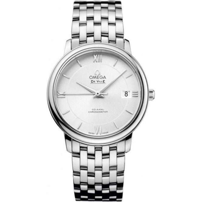 Omega Watches Gents Omega De Ville Watch