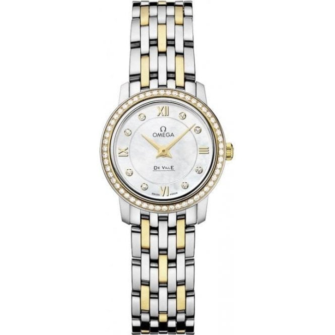 Omega Watches Ladies Omega De Ville Watch
