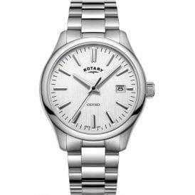 Oxford Silver Stainless Steel quartz watch