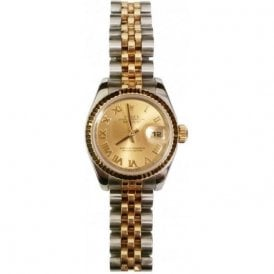 Pre-Owned Ladies 18ct Yellow Gold Datejust