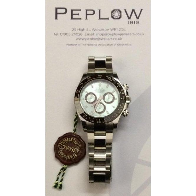 Rolex Watches Rolex Platinum Cosmograph Daytona 116506 78596