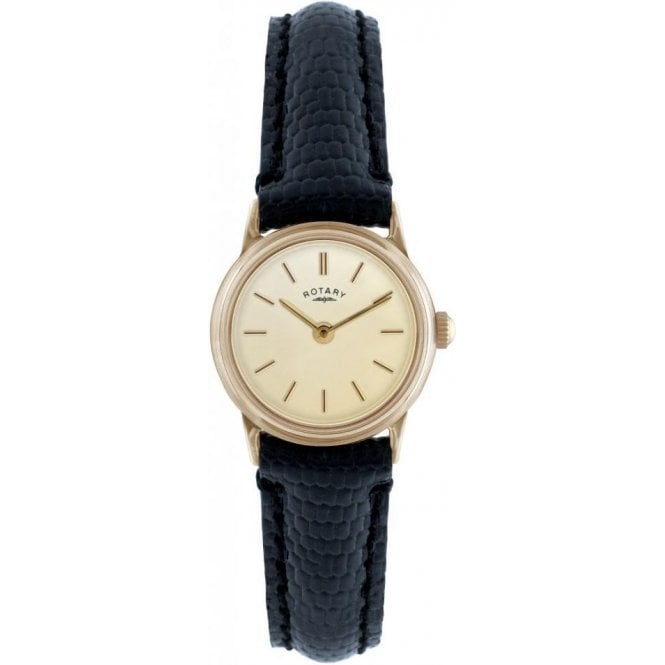 Rotary Watches Rotary Ladies gold plated quartz watch