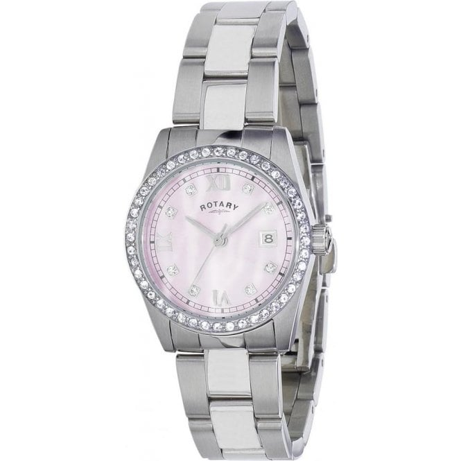 Rotary Watches Rotary Ladies Stainless Steel Watch
