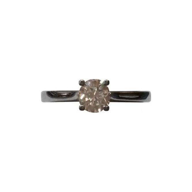 Second Hand Platinum Diamond Ring