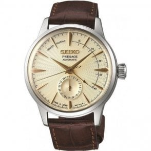Gents steel automatic Seiko Presage classic model, ref SSA387J1