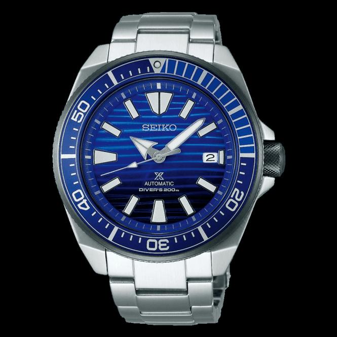 Seiko Watches Seiko Samarai Prospex Auto divers 200m special edition SRPC93K1