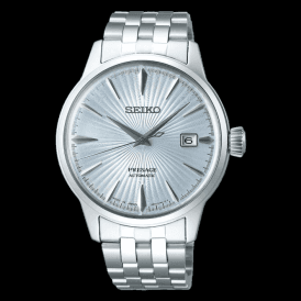 Gents Seiko Pressage automatic, SRPE19J1