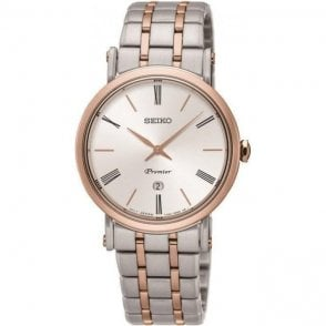 Seiko ladies premier watch SXB430P1