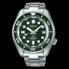 Seiko Limited Edition Prospex Automatic bracelet watch SLA019J1