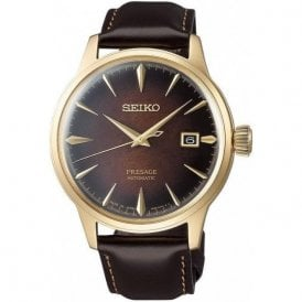 Seiko Pesage Limited Edition Old Fashoned Cocktail Watch