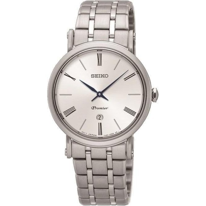 Seiko Watches Seiko Premier SXB429P1 ladies quartz watch