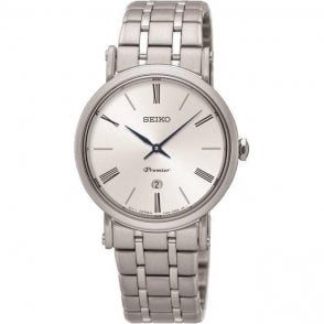 Seiko Premier SXB429P1 ladies quartz watch