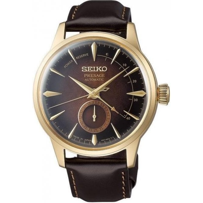 Seiko Watches Seiko Presage Limited Edition Automatic Cocktail Watch
