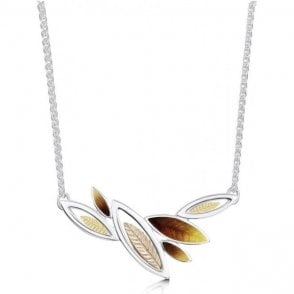 Sheila Fleet Seasons Necklet - Autumn