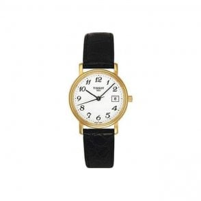 Tissot Desire Ladies Gold Plated Watch
