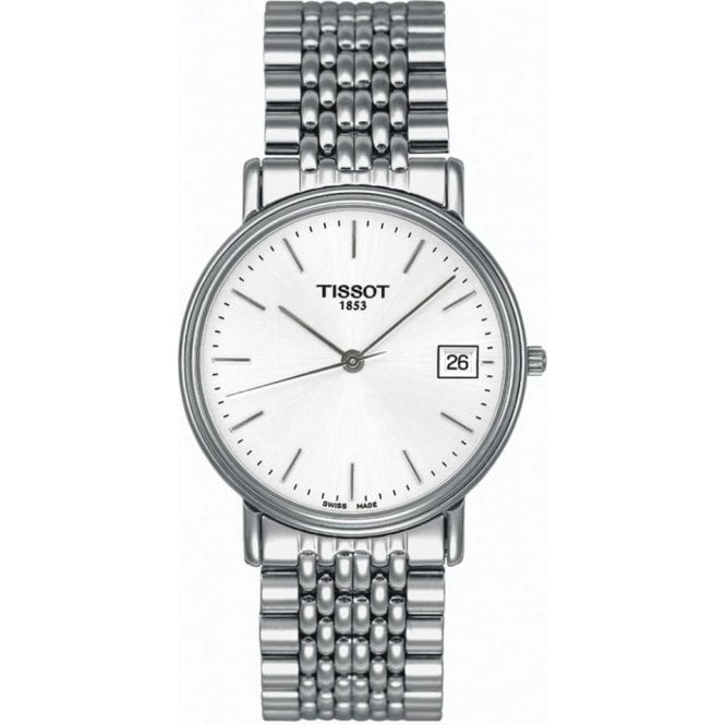 Tissot Watches Tissot Gents Everytime Desire Watch