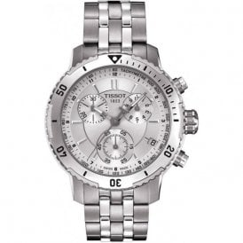 Gents Tissot PRS 200 Chronograph watch T067.417.11.031.00