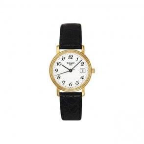 Tissot Desire Ladies Gold Plated Watch