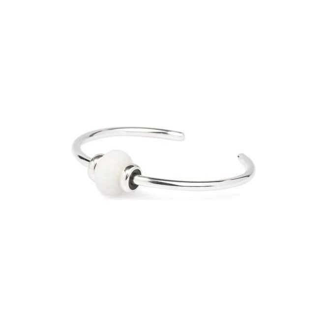 Trollbeads Creamy Coconut Small Bangle