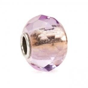 Trollbeads Lavender Prism