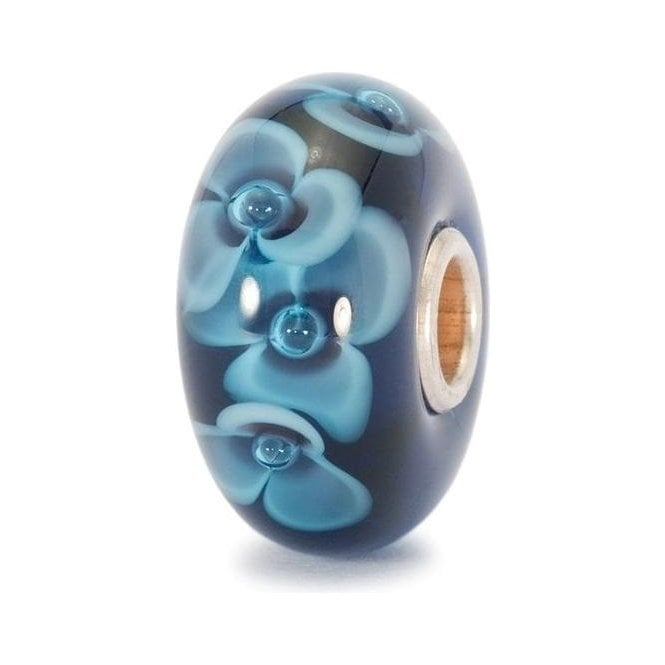 Trollbeads Midnight Flower