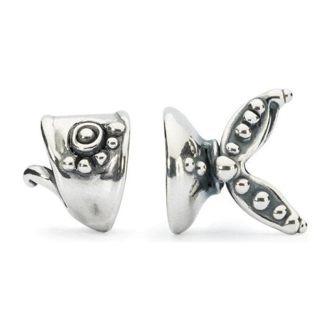 Trollbeads Silver Jewel Of The Sea Pendant