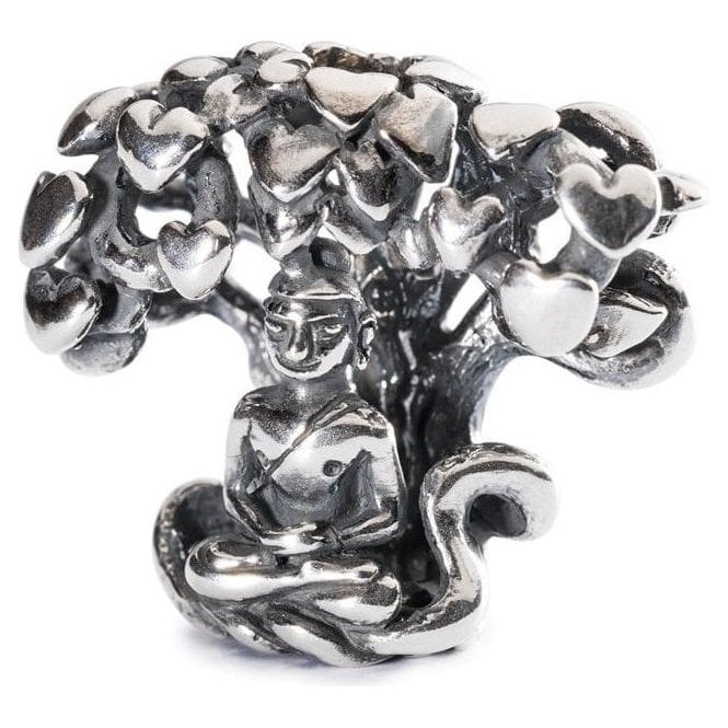 Trollbeads Silver Tree Of Awareness Pendant